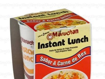 Maruchan Ramen Noodle Soup Shrimp Flavor uploaded by Dafne R.