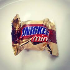 Snickers Minis uploaded by Xitlali N.