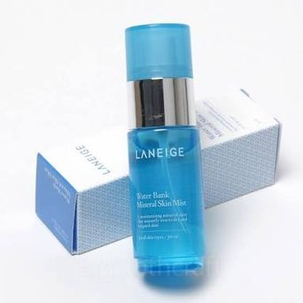 Laneige Water Bank Essence_EX for Smooth and Clear Skin Texture uploaded by Carolinne G.