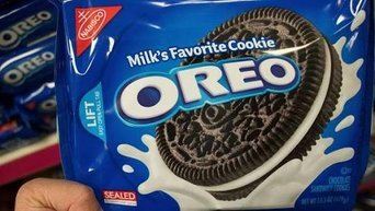 Oreo Reduced Fat Sandwich Cookies uploaded by Alicia C.