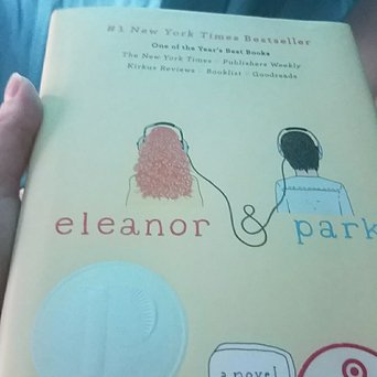 Eleanor & Park by Rainbow Rowell (Hardcover) uploaded by Jenice S.