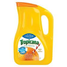 Tropicana Pulp Free 100% Orange Juice 89 oz uploaded by Channonjah E.