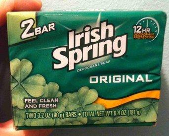 Irish Spring Original Bar Soap uploaded by Vickie S.