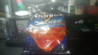 Doritos® Blazin Buffalo & Ranch Tortilla Chips uploaded by criscia a.