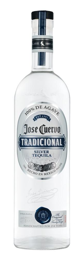 Jose Cuervo Tradicional Silver Tequila  uploaded by Jhoselin P.