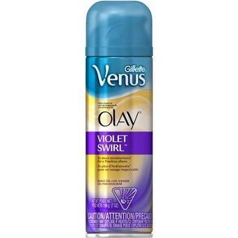 Photo of Gillette Venus Ultramoisture Violet Swirl Shave Gel with Olay uploaded by Jimena B.