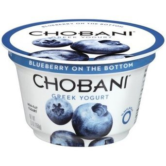 Chobani® Fruit On The Bottom Blueberry uploaded by Marjan S.