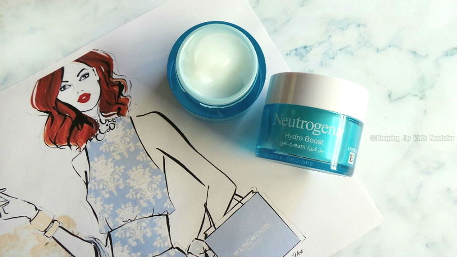 Neutrogena - Hydro Boost Nourishing Gel Cream 50g uploaded by Neelofer S.