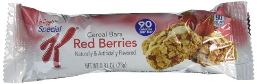 Special K® Kellogg's Red Berries/Chocolatey Pretzel/Chocolatey Strawberry Cereal Bars Variety Pack uploaded by Rosaly N.