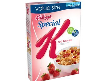 Kellogg's Special K Red Berries Cereal uploaded by SANDRA GABRIELA G.