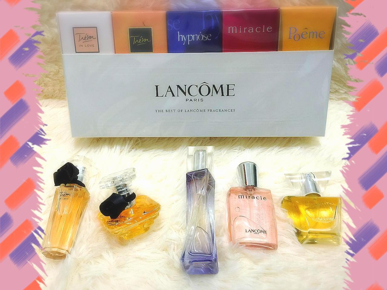 Lancôme Mini Fragrance Gift Set for Women uploaded by Suzie M.
