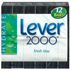 Lever 2000 Fresh Aloe Bar Soap - 12 bar uploaded by Beverly C.