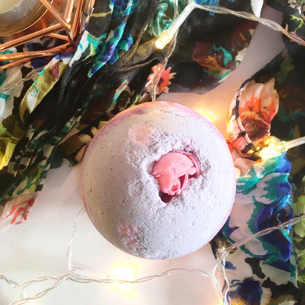 LUSH Sex Bomb Bath Bomb uploaded by Tiffany R.