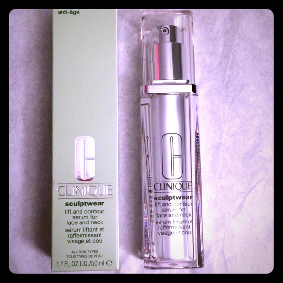 Clinique Sculptwear™ Lift and Contour Serum for Face and Neck uploaded by Christy W.