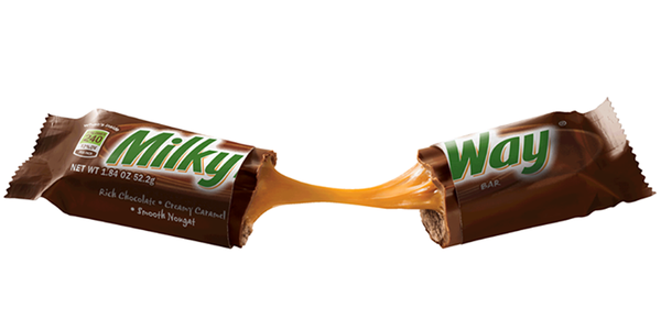 Milky Way: Chocolate Caramel And Nougat Fun Size, 22.51 Oz uploaded by Janeth C.