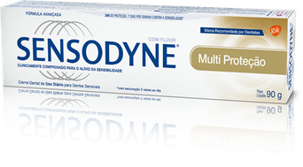 Sensodyne Multi Care Toothpaste 75 ml (4-Pack) uploaded by Eliane G.