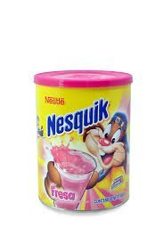 NESQUIK  Strawberry Flavor 14.1 oz. Canister uploaded by Grisel D.