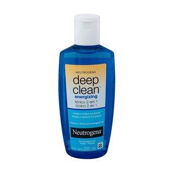 Neutrogena Deep Clean Invigorating Dual Action Toner uploaded by Jelannie T.