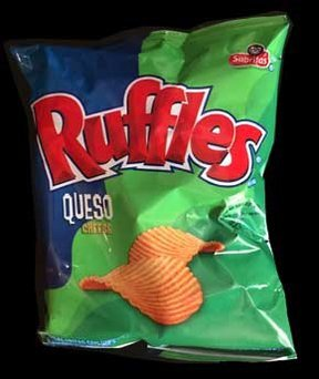 Ruffles® Queso Cheese Flavored Potato Chips uploaded by Hingrid P.