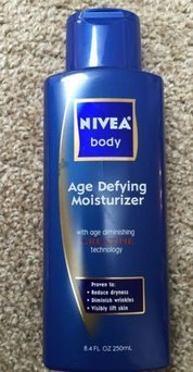 Photo of NIVEA Body Age Defying Moisturizer uploaded by Jelannie T.