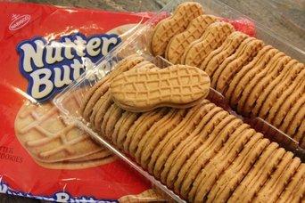 Nabisco Nutter Butter Peanut Butter Sandwich Cookies uploaded by naseem g.