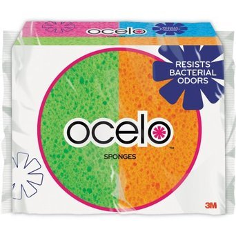 O-Cel-O No-Scratch Scrub Sponges uploaded by J Davis M.