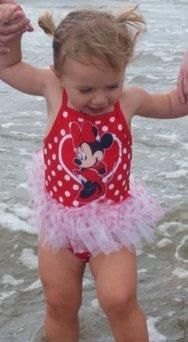 Coppertone® Water Babies® Broad Spectrum SPF 50 Lotion Spray Sunscreen 9.5 fl. oz. Aerosol Can uploaded by Stephanie L.