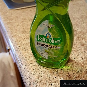 Palmolive® Fusion Clean™ with Baking Soda and Lime uploaded by Suzanne P.