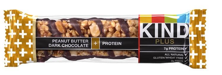 KIND® Peanut Butter Dark Chocolate uploaded by Alyssa S.