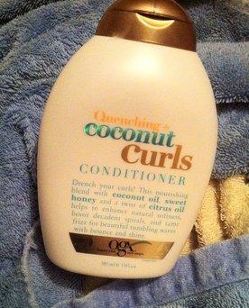 Ogx OGX Conditioner, Twisted Coconut, 13 fl oz uploaded by Cassandra I.