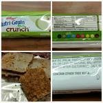 Nutri-Grain Multi-Grain Fruit Crunch Strawberry Parfait Granola Bars uploaded by Miriam O.