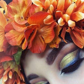 Kat Von D Serpentina Eyeshadow Palette uploaded by Ashley S.
