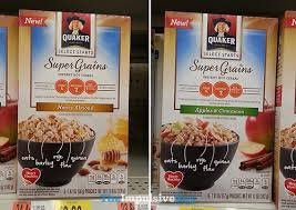 Quaker® Select Starts Super Grains Apples & Cinnamon Instant Hot Cereal uploaded by Samantha S.