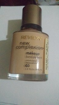 Revlon New Complexion Makeup, Medium Beige, 1.2 Ounces uploaded by Cintia M.