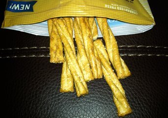 Rold Gold Pretzels White Dipped Honey Braided Twists uploaded by Shelby S.