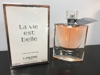 Lancôme La vie est belle 2.5 oz L'Eau de Parfum Spray uploaded by I N.