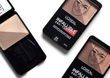 L'Oréal Paris Infallible Pro Contour Palette Deep/Profond 0.24 oz. Compact uploaded by Luisa D.