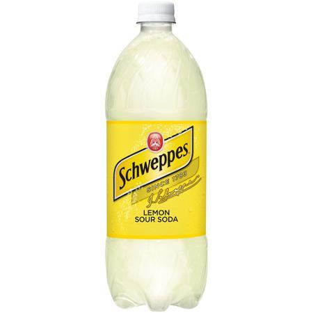 Schweppes® Lemon Sour Soda uploaded by Marjan S.