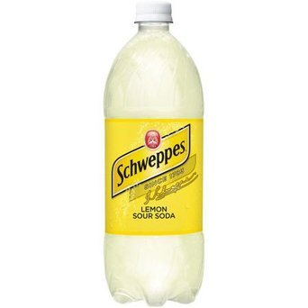 Schweppes® Lemon Sour Soda uploaded by Marjan S.