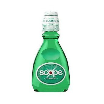 Scope Mouthwash Original Mint uploaded by Ruth J.