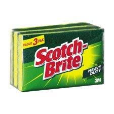 Scotch-Brite Cleaning Sponges SCOTCH-BRITE Nocolor uploaded by nieve g.