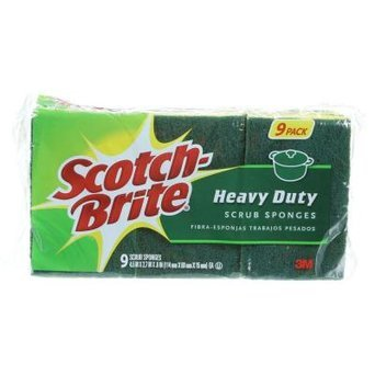 Scotch-Brite Scrub Sponges uploaded by J Davis M.