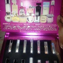 Sephora Favorites The Captivators Deluxe Fragrance Sampler For Her uploaded by Sandra L.