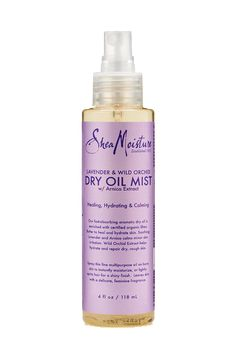 SheaMoisture Lavender & Wild Orchid Dry Oil Mist uploaded by Shavonne C.