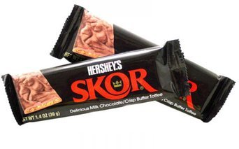 Photo of Skor Bars uploaded by Jas S.