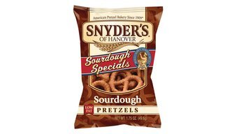 Snyder's Of Hanover Sourdough Hard Pretzels uploaded by Angel K.