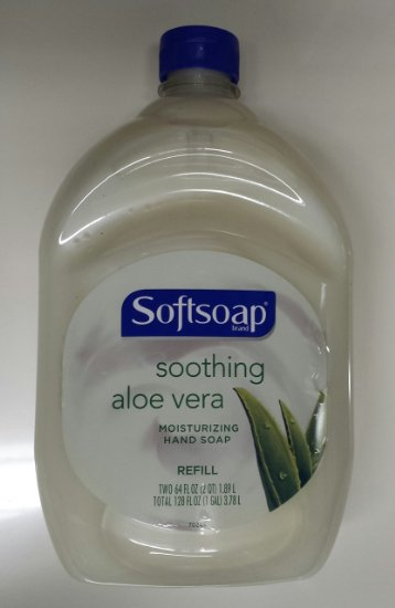 Photo of Softsoap® Soothing Aloe Vera Liquid Hand Soap uploaded by Chase M.