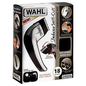 Wahl Deluxe Self Cut Kit 18 Piece Do It Yourself uploaded by CONSTANCE C.