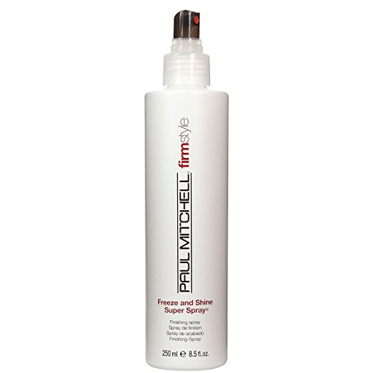 Paul Mitchell Freeze and Shine Super Spray uploaded by Fernanda M.