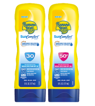 Photo of Banana Boat Suncomfort Lotion Sunscreen With SPF 50 uploaded by Majo A.